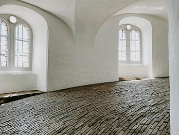 Bygninger fortæller om dansk kulturarv