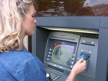 Find nærmeste bank eller hæveautomat
