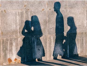 Kortlæg nomadefamilierne