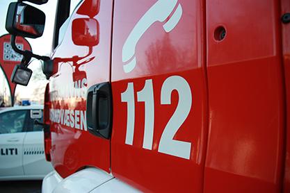 Danmarks officielle 112 app kan redde liv