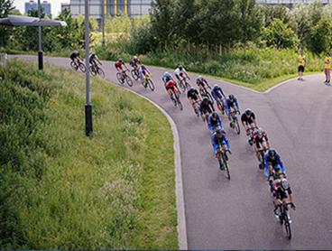 Kort over alle cykelklubberne i Danmark