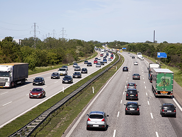 Hurtigt og brugervenligt trafikkort