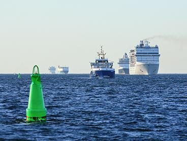 Søtransport i den danske havplan