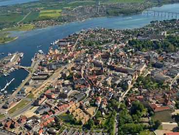 Bæredygtige byer og lokalsamfund i en geografisk bosætningsstrategi