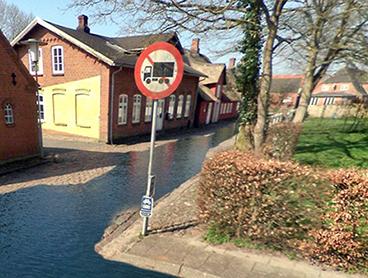 Bedre beslutninger med 3D visualiseringer ved oversvømmelser