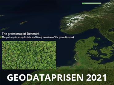 Det Grønne Danmarkskort